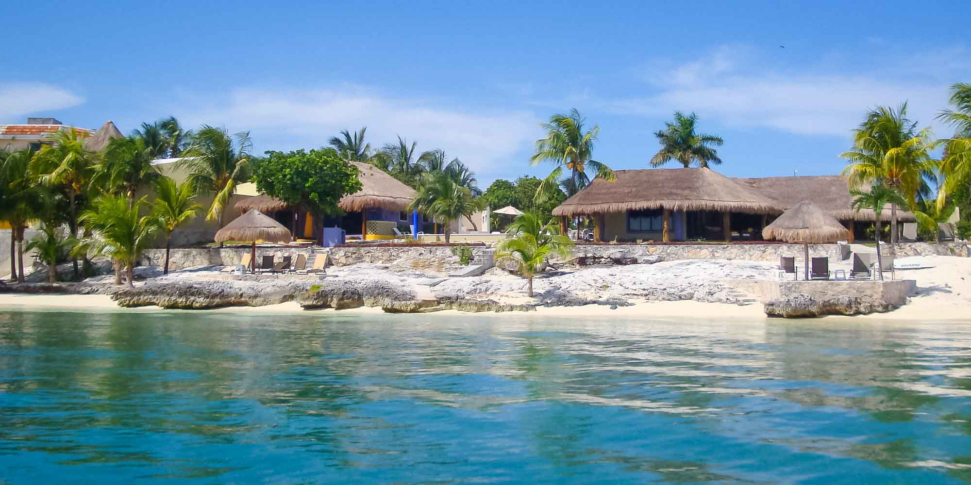 Villa Makax Isla Mujeres Beachfront Cottages