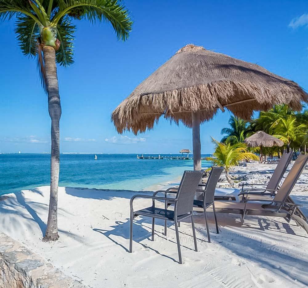 Villa Makax Isla Mujeres Beachfront Rentals