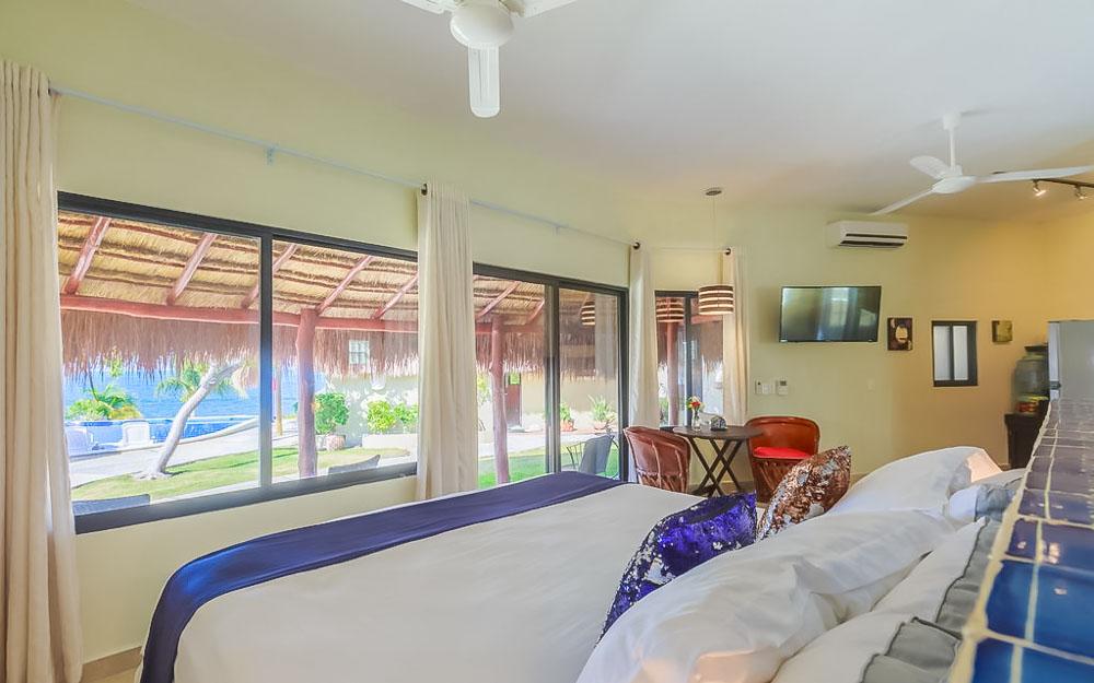 Villa Makax Isla Mujeres Beachfront Cottages